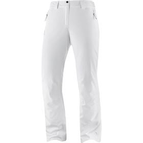 Salomon The Brilliant Pantaloni Donna, bianco